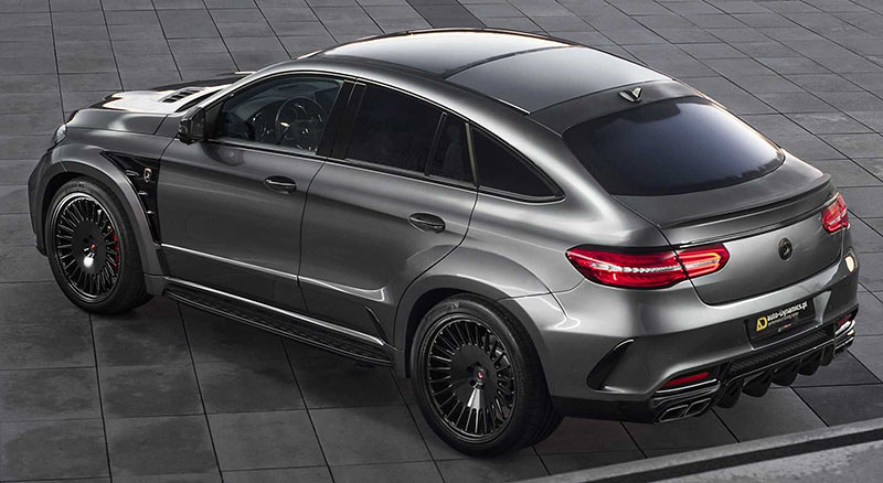 Amg Gle 63 >> Mercedes Amg Gle 63 S Coupe Project Inferno 4 Jun Masuda
