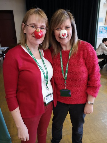 Comic Relief 2019   by Gairloch High