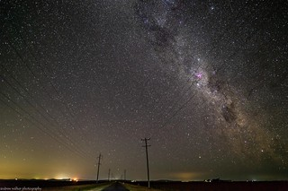 darling downs nightscape