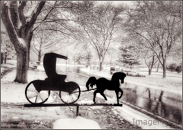 Carriage Snow