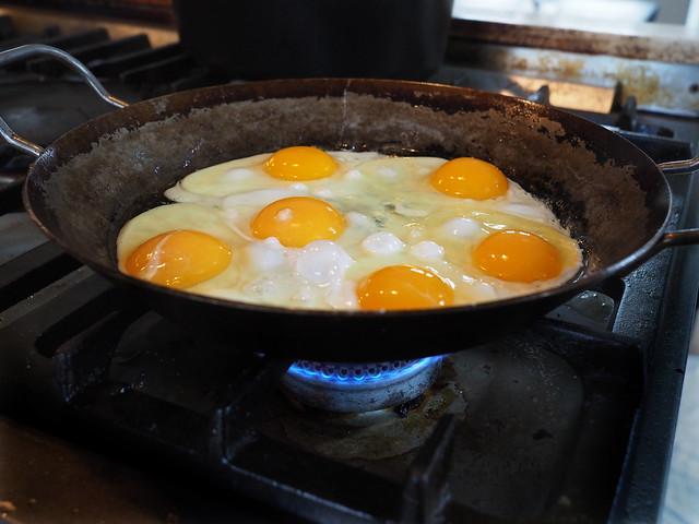 Fried eggs, anyone?