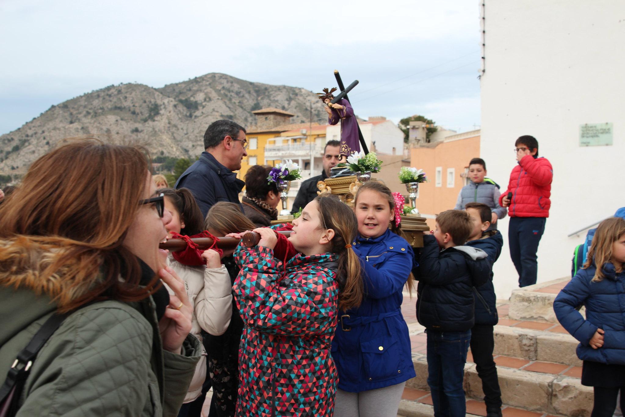 (2018-03-23) II Vía Crucis Infantil (Antonio José Verdú Navarro) (08)