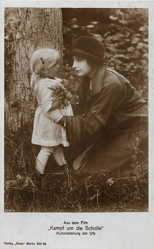 Margarete Schön in Kampf um die Scholle (1925)