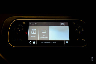 Touch-screen remote   by A. Wee
