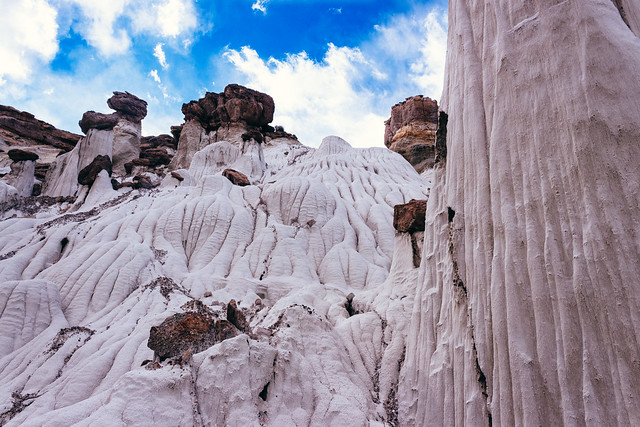 Wahweap Hoodoos, November 11th, 2018