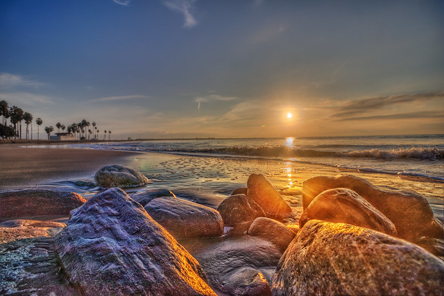 Shimmer on the Shore