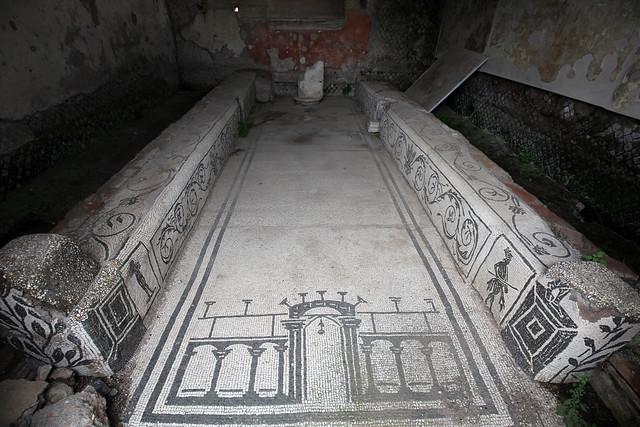 Ostia Antica: Mithraeum of the Seven Gates