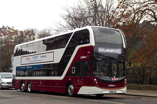 Lothian E400XLB