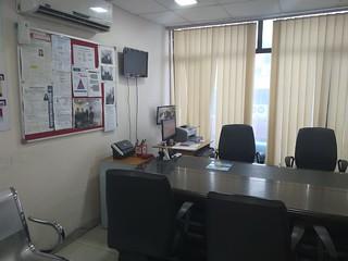 Front Desk   by khanstudygroup
