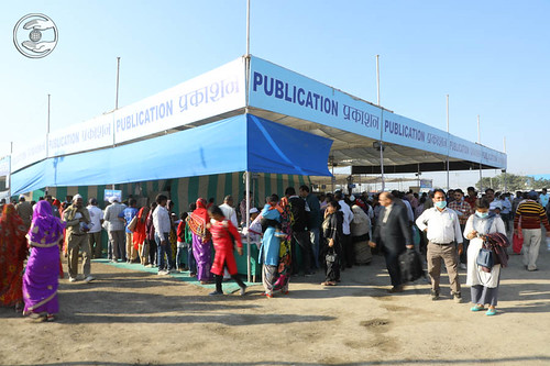 Publication Stall during 71st Annual Nirankari Sant Samagam