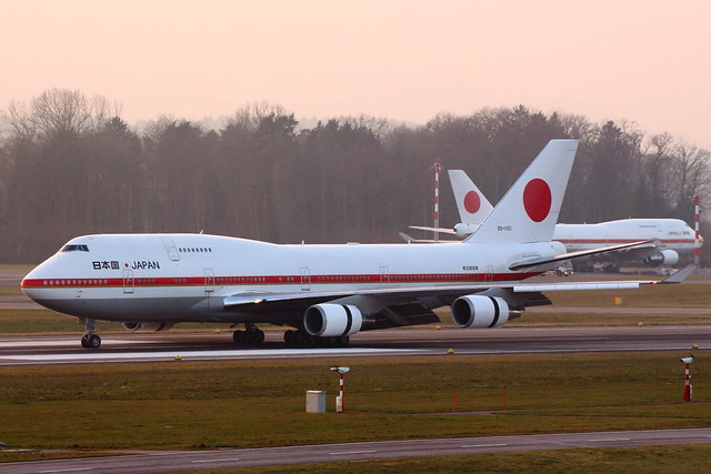 Japanese Air Force One (20-1101/2)