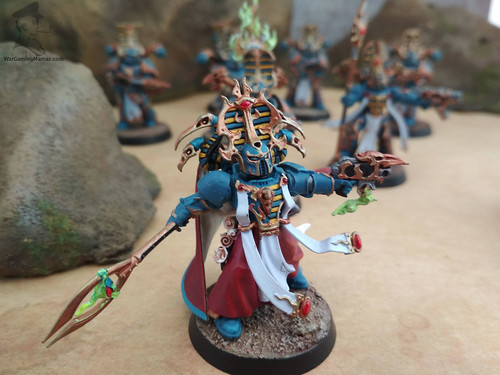 Thousand Sons - Rubic Marines and Sorcerers00004