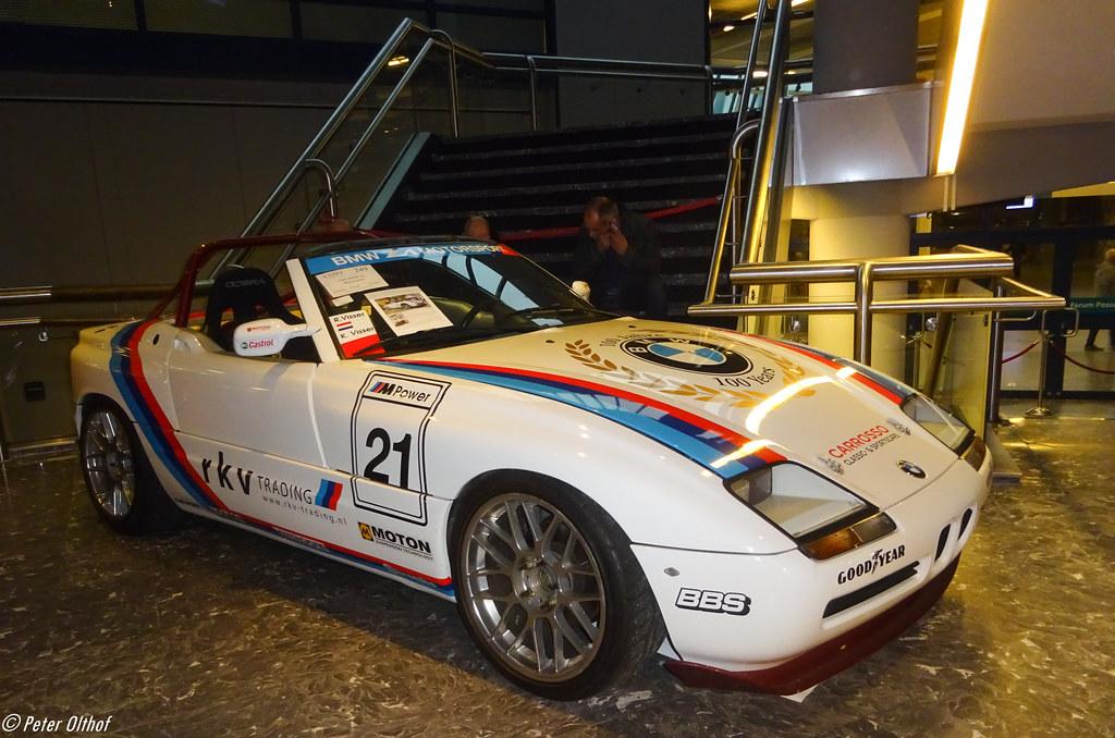 1989 Bmw Z1 Motorsport Interclassics The First Bmw Z1 Z S Flickr