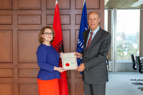Albania Joins Lisbon Agreement | by WIPO | OMPI