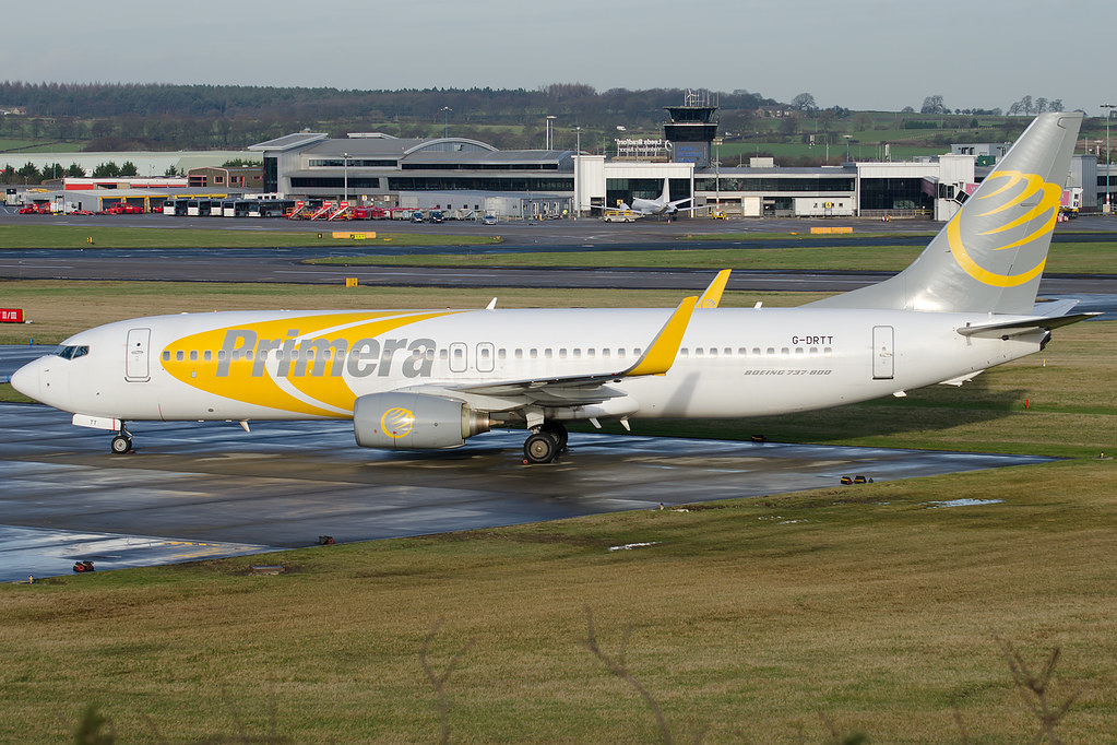 G-DRTT New one for Jet2 , ex OY-PSB . Leeds 17/12/18