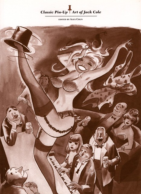 Fantagraphics Books - Alex Chun - Classic Pin-Up Art of Jack Cole