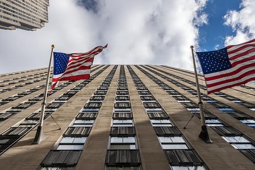 New York City / Rockefeller Center   by Aviller71