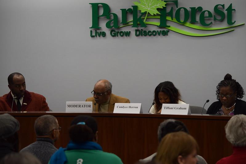 Final Village of Park Forest 2019 Election forums