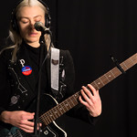 Wed, 07/11/2018 - 11:46am - Boygenius Live in Studio A, 11.7.18 Photographer: Brian Gallagher
