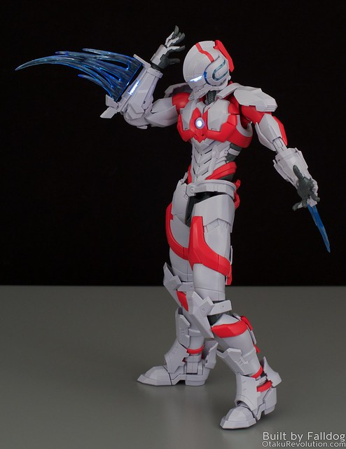 Model Principle Ultraman 3
