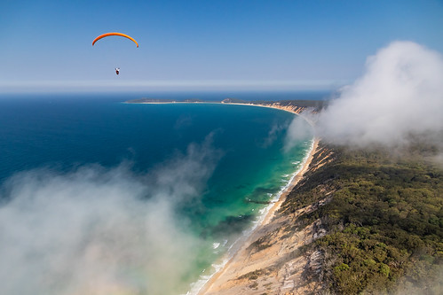 Rainbow beach | by texaus1