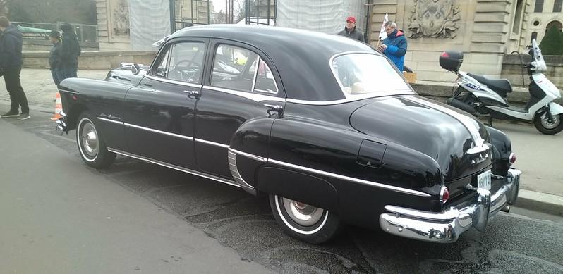 Pontiac Silver Streak Super 8 1950 - 31786078937_4cf597a222_c