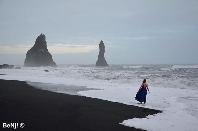 Reynisfjara - Iceland 2019