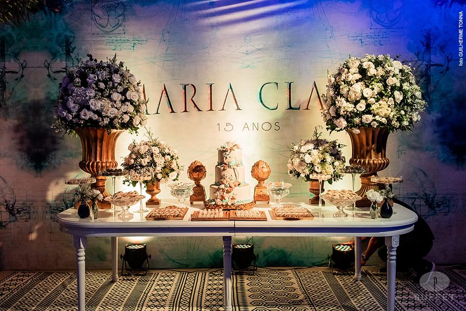 Fotos do evento 15 anos Maria Clara Ferreira em Buffet