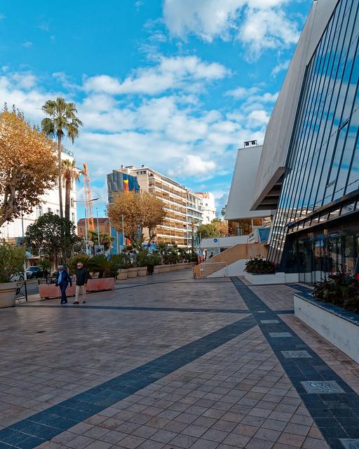 Cannes / Palais des Festivals
