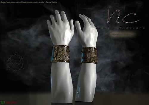[NC] - Ragnarock Bracers - GROUP GIFT!!