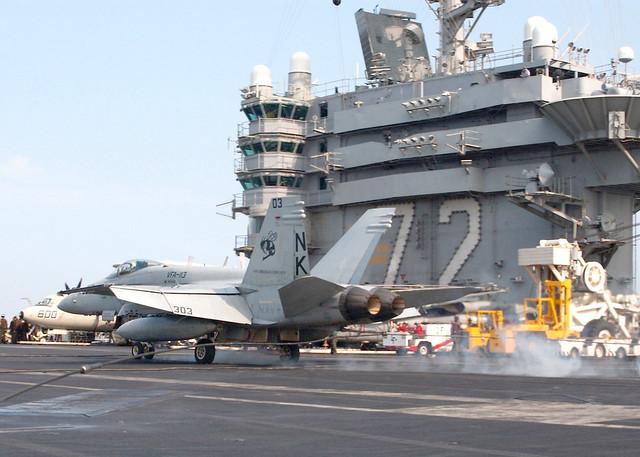 McDonnell Douglas (now Boeing) F/A-18C