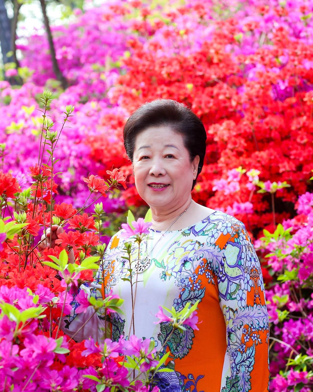Dr. Hak Ja Han Moon