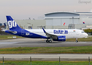 F-WWDY Airbus A320 Neo Go Air | by @Eurospot