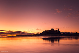 Bamburgh Castle | by He Ro.
