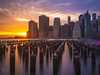 Manhattan Burn by RobertCross1 (off and on)