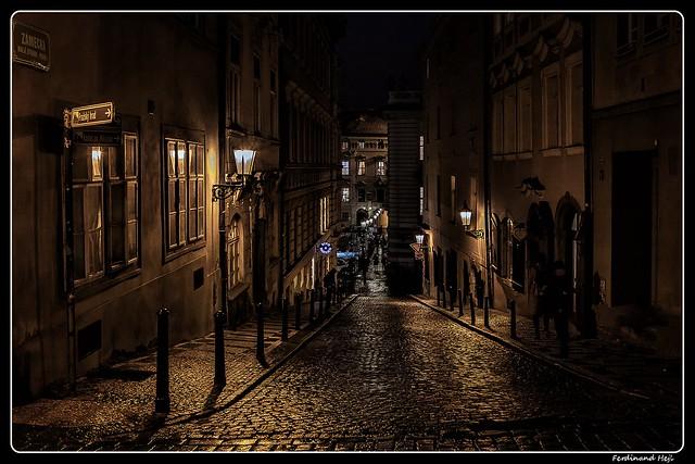 Praha_Zámecká ulice_Praha 1 - Malá strana_Czechia