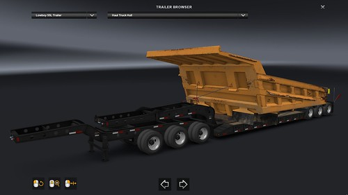 New trailers from new (not free) DLC: The Special Transport for American Truck Simulator | by Andrii Korolenko