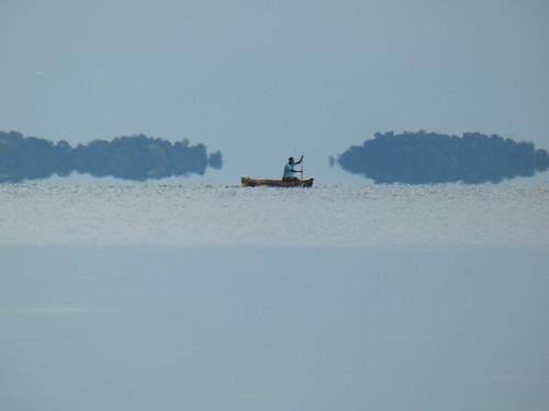 Solo fishing