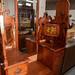 Mahogany dresser mirror E90