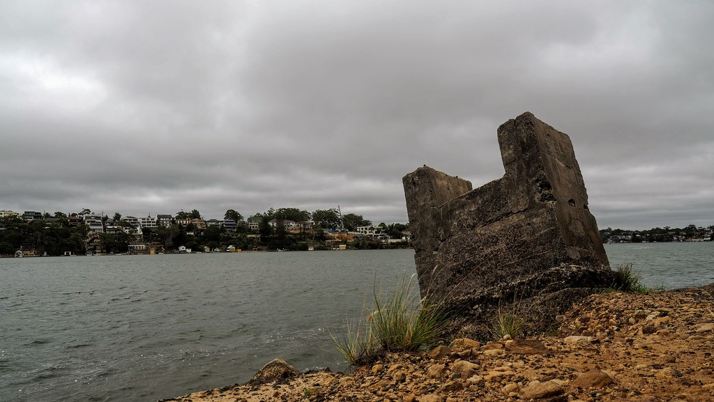 Bald Face Point, Blakehurst NSW