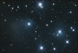 M45 MONO BIAS FLAT Stack_11frames_330s_WithDisplayStretch | by BlackWikkett