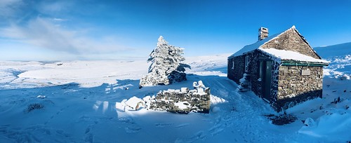 refuge gregs bothy
