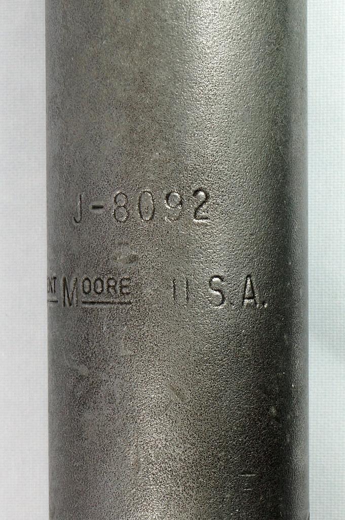 RD26701 Kent Moore J-8092 Universal Driver Handle  9 inch Long DSC08870