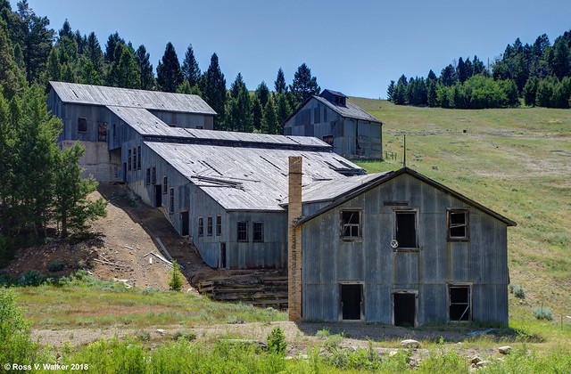 Montana Tunnel Company Mill