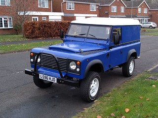 1994 Land Rover Discovery TDI   by quicksilver coaches