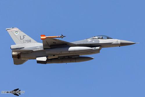 F-16A 93-0708 LF 21st FS   by Ivan Voukadinov