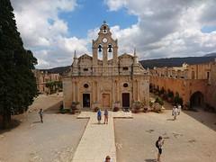 アルカディ修道院