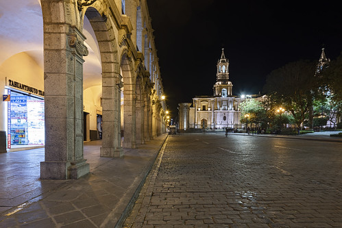Arequipa Plaza de Armas | by inmyeyespictures
