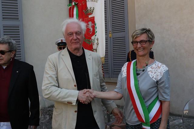 Agostino Ferrari, Premio alla Carriera, 2017