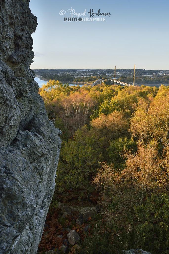 foto de Paysage d'automne sur les ponts de l'Iroise et Albert Loup…   Flickr